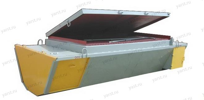 Установка для перемешивания и выдачи раствора У-342